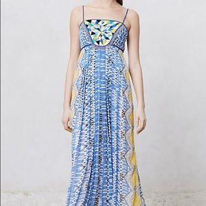 8d8dad84e3cc Anthropologie Dresses - NWT Anthropologie Ranna Gill Sunburst Maxi Dress